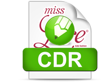 Miss Lore logo cdr indir